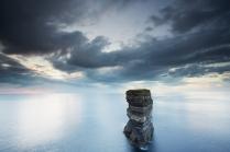 Sea stack